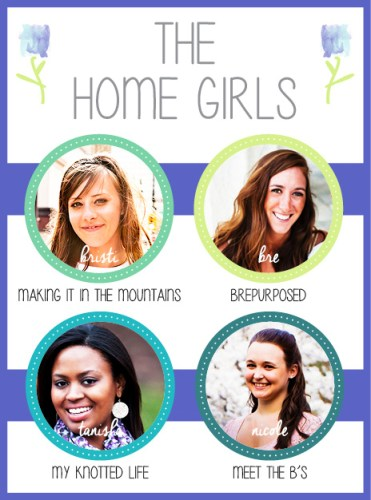 Introducing The Home Girls :: And a Giveaway!