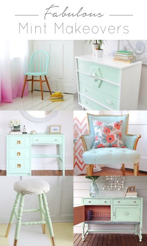 Fabulous Mint Makeovers