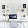 Modern & Vintage Office Reveal