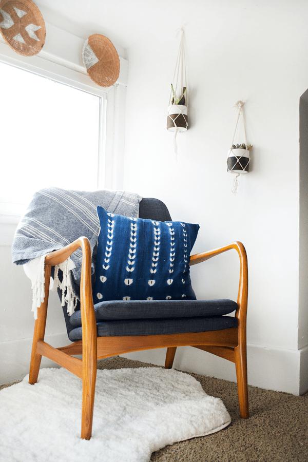 Modern Boho Sitting Nook