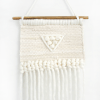 DIY No Weave Wall Hanging :: Part Two