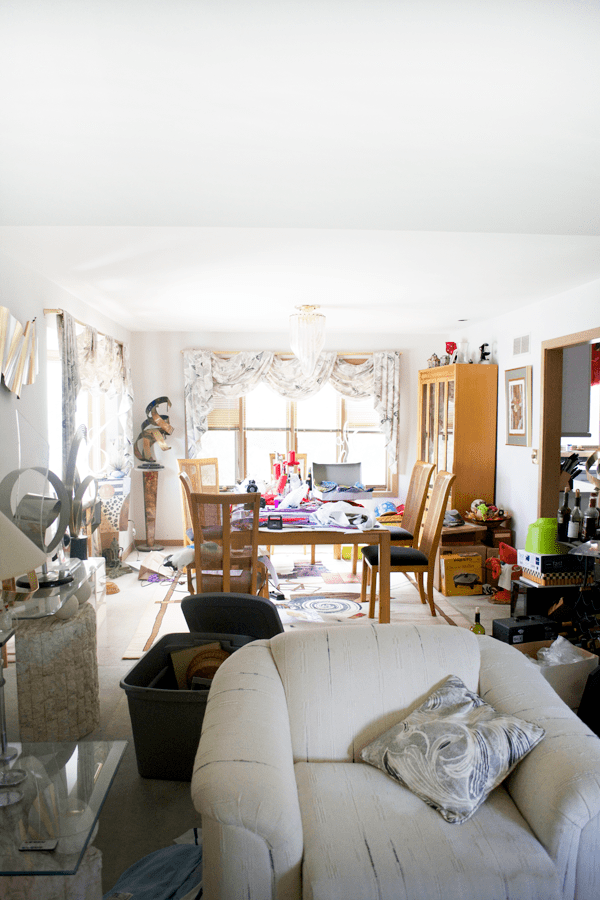 True Life :: I'm a Blogger and My House is a Hot Mess