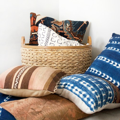 The Best Places to Buy Affordable Boho Pillows