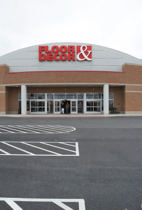 Floor & Decor Store Visit