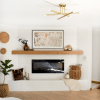Stylishly Blending Your TV into Your Decor