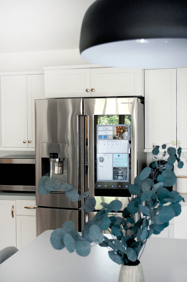 The Samsung Family Hub Refrigerator