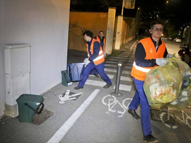 Brescia La Raccolta Differenziata Dei Rifiuti Passa Dal 42