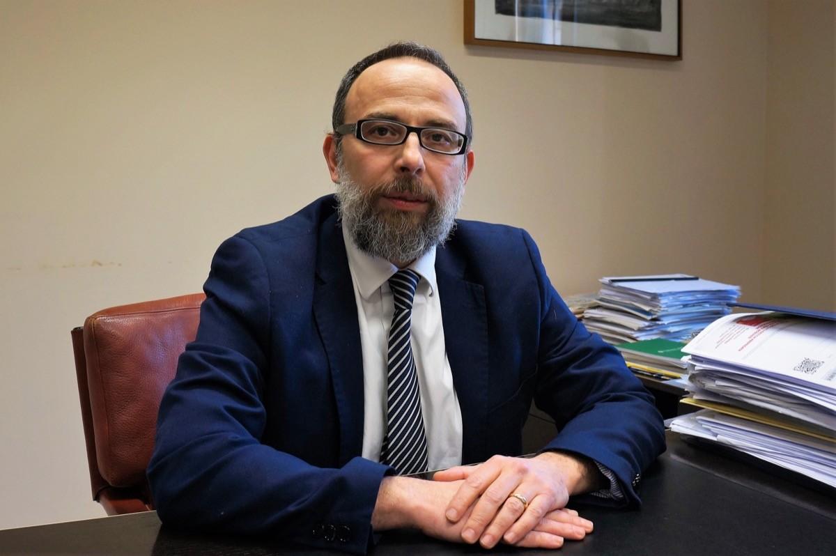 Alessandro Scalvi, nuovo direttore del Collegio Costruttori Edili di Brescia