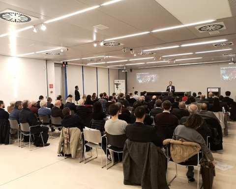 L'evento di Innovation Club presso il Kilometro Rosso