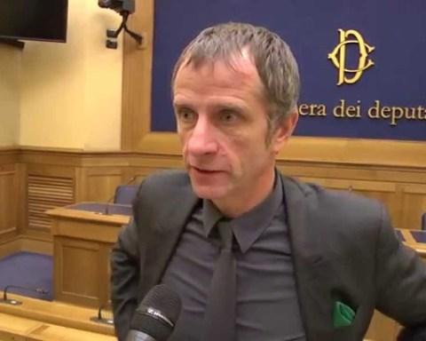 L'assessore regionale Davide Caparini