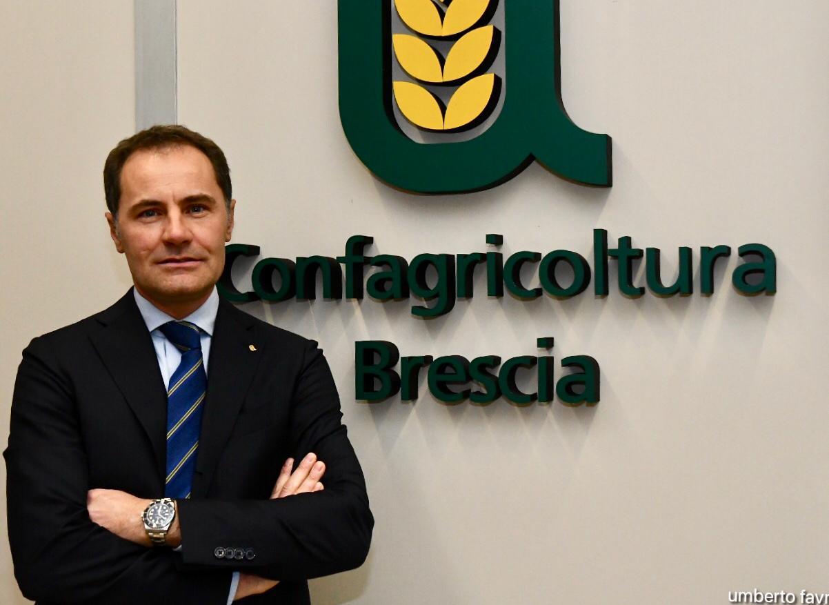 Giovanni Garbelli, Confragricoltura Brescia