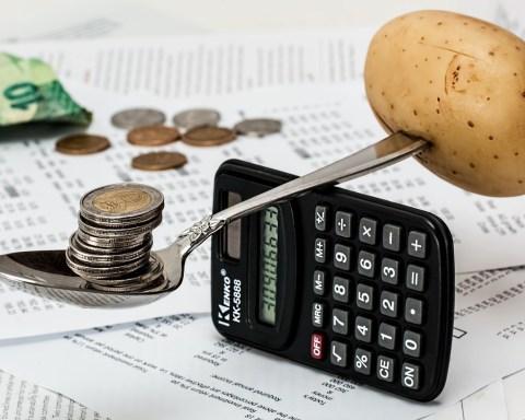 Inflazione, foto generica da Pixabay