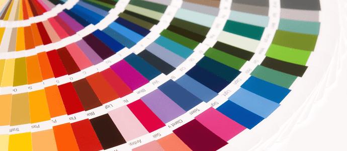 La gamma dei colori, foto da Antonio Liso