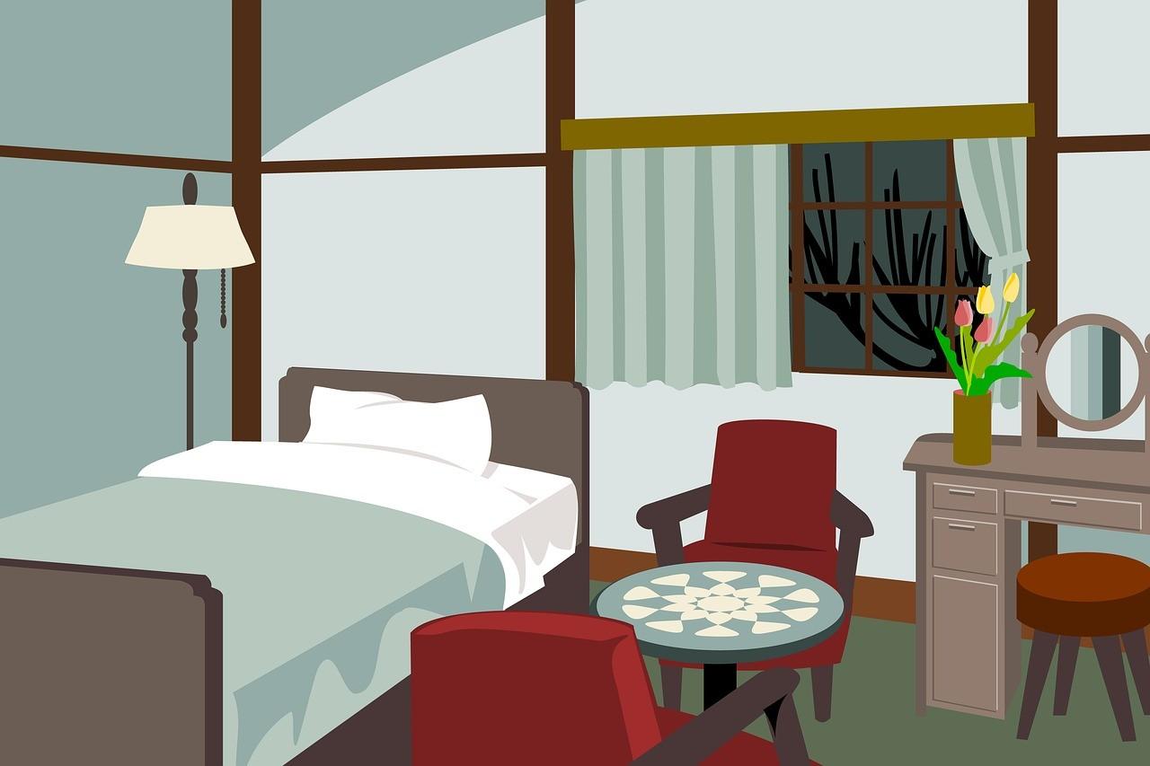 Residenza, foto generica da Pixabay