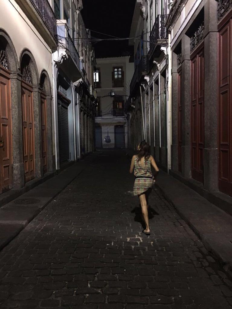 VISITE DES ARCS DE TELES DANS LE CENTRE DE RIO