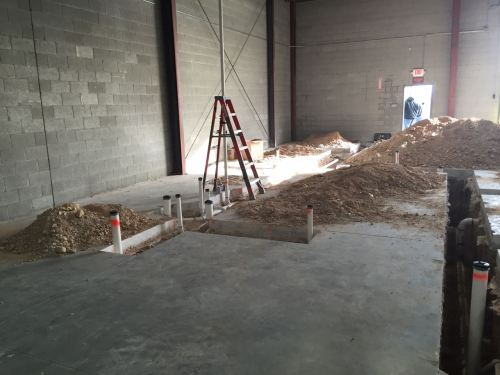 Redwood Warehouse Progress Photos 12-4-15 - 3