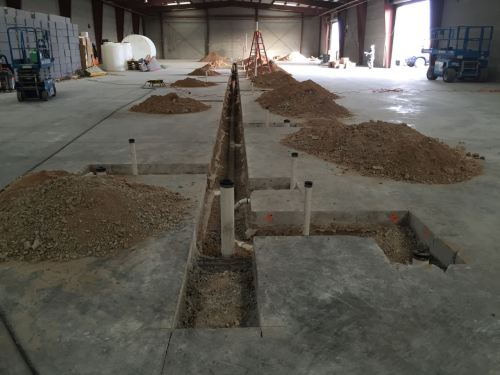 Redwood Warehouse Progress Photos 12-4-15 - 5