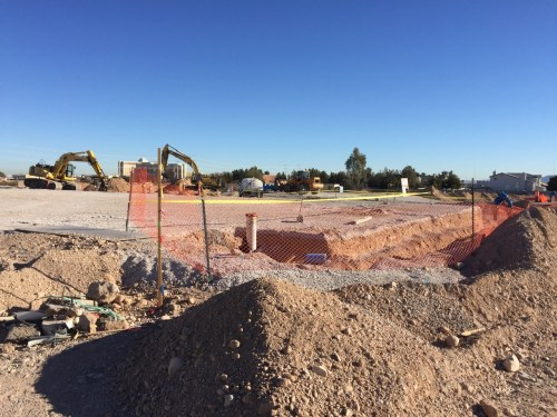 Cactus Retail Progress Photos 12-30-15 - 1