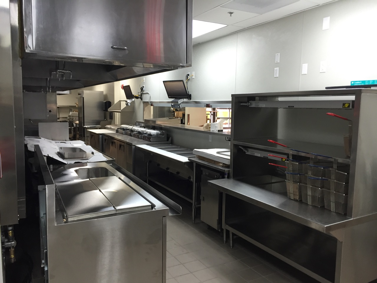 Restaurant Kitchen Builders lo lo's | search results | breslin builders