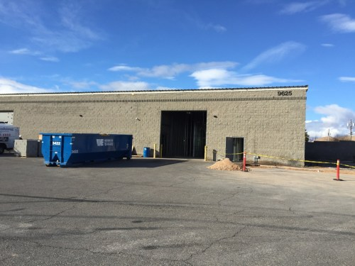 Redwood Warehouse MME Progress Photos 1-7-16 - 1