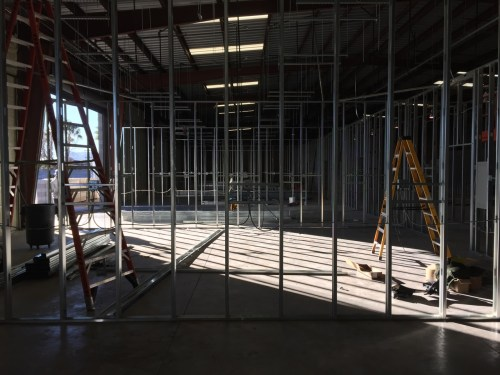 Redwood Warehouse MME Progress Photos 12-30-15 - 3