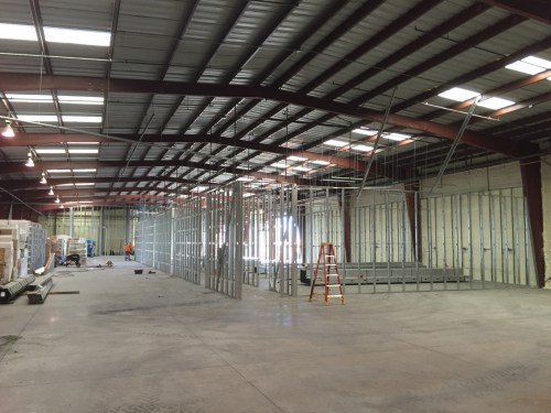 Redwood Warehouse MME Progress Photos 12-30-15 - 4