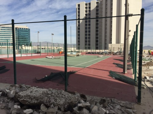 The Plaza Pool Deck Renovation - 13
