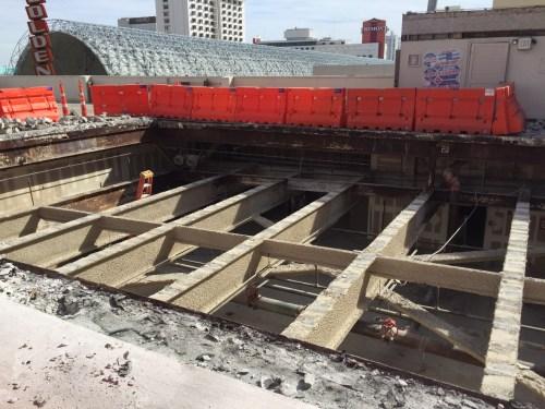 The Plaza Pool Deck Renovation - 40