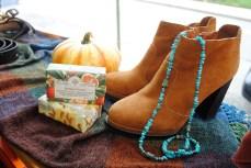 Booties & Turquoise