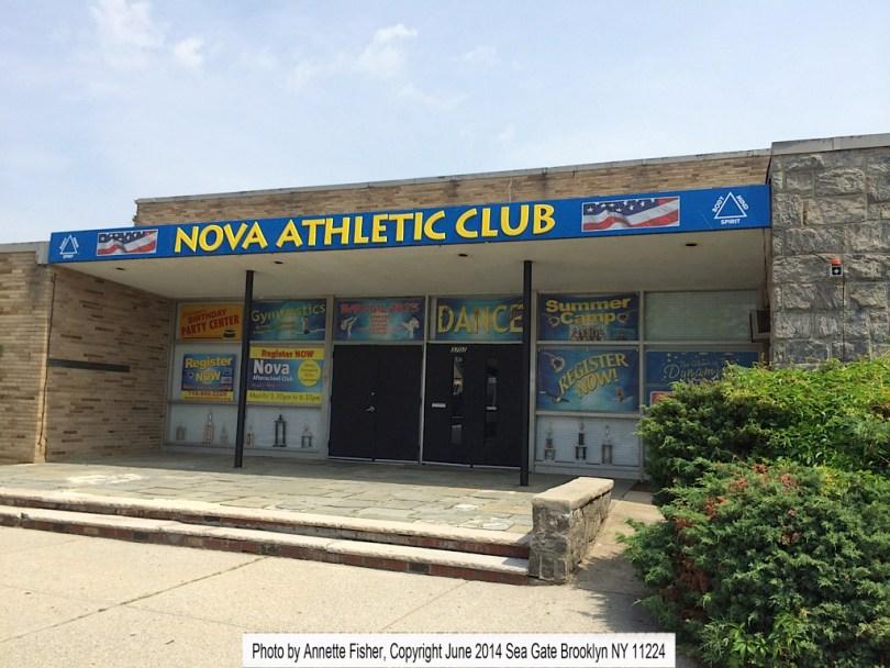 sea gate nova athletic club surf avenue brooklyn ny