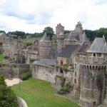 フージェールの町 – Fougère