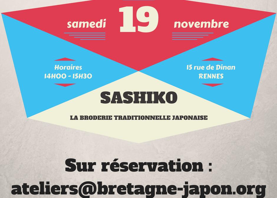 Atelier sashiko