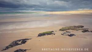 Bretagne Reisefieber Strand Quiberon