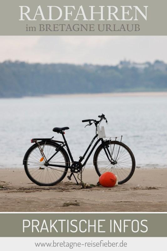 Radfahren im Bretagne Urlaub