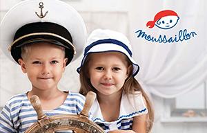 Vêtements marin Moussaillon