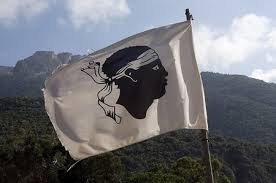 drapeau Corsica