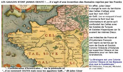Gaulois ou CELTES_et Nation Bretonne_Britanni 2 500 ans