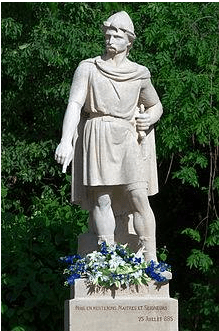 normandie statue nsp Rollon