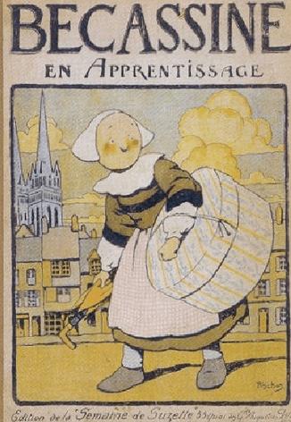 becassine-en-apprentissage-1905
