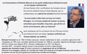Ferrand Richard via son cabinet