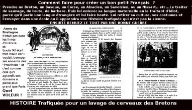 Hystoire française trafiquée par des Hysto-riens