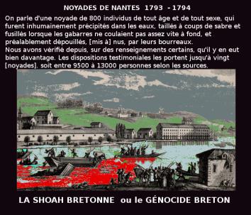 Noyade Nantes_Shoah bretonne 800 noyés et 20 gabarres