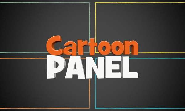 BretFX Cartoon Panel Demo