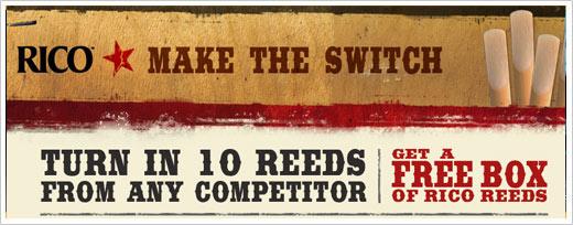 free Rico reeds