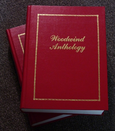 Woodwind Anthology cover