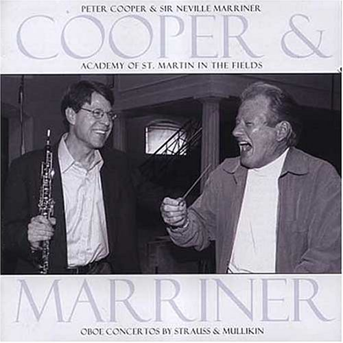 Peter Cooper: Cooper/Marriner