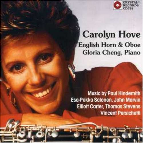 Carolyn Hove: English Horn & Oboe