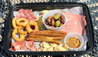 Charcuterie Plate Taproot Public House