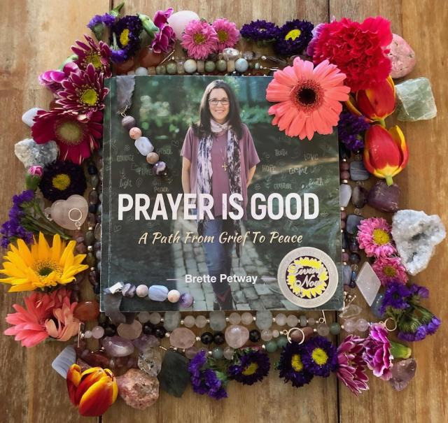 Brette_petway_prayer_is_good_book
