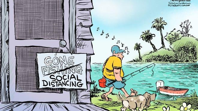 Social Distancing Corona Virus